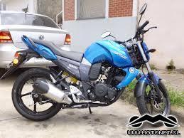 Yamaha  FZ16 - 2013