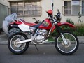 HONDA - XLR 250 BAJA   1999