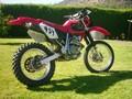 HONDA - XR 400   2001