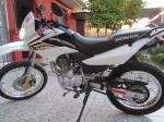 HONDA - XR 125 L   2012