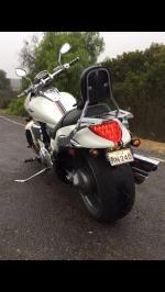 Suzuki Intruder 1800 M1800r Portal De Motos Ventas De
