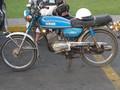 YAMAHA - RX 100   1977