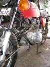 HONDA - CB 400   1977
